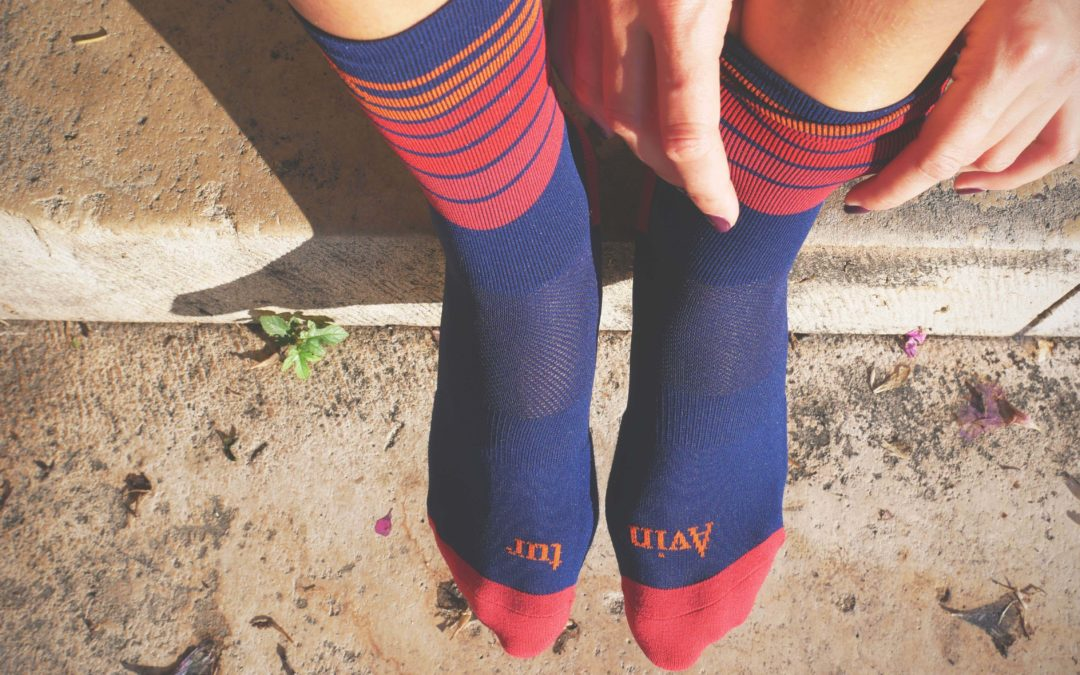 Deux nouveaux modèles de chaussettes présentés