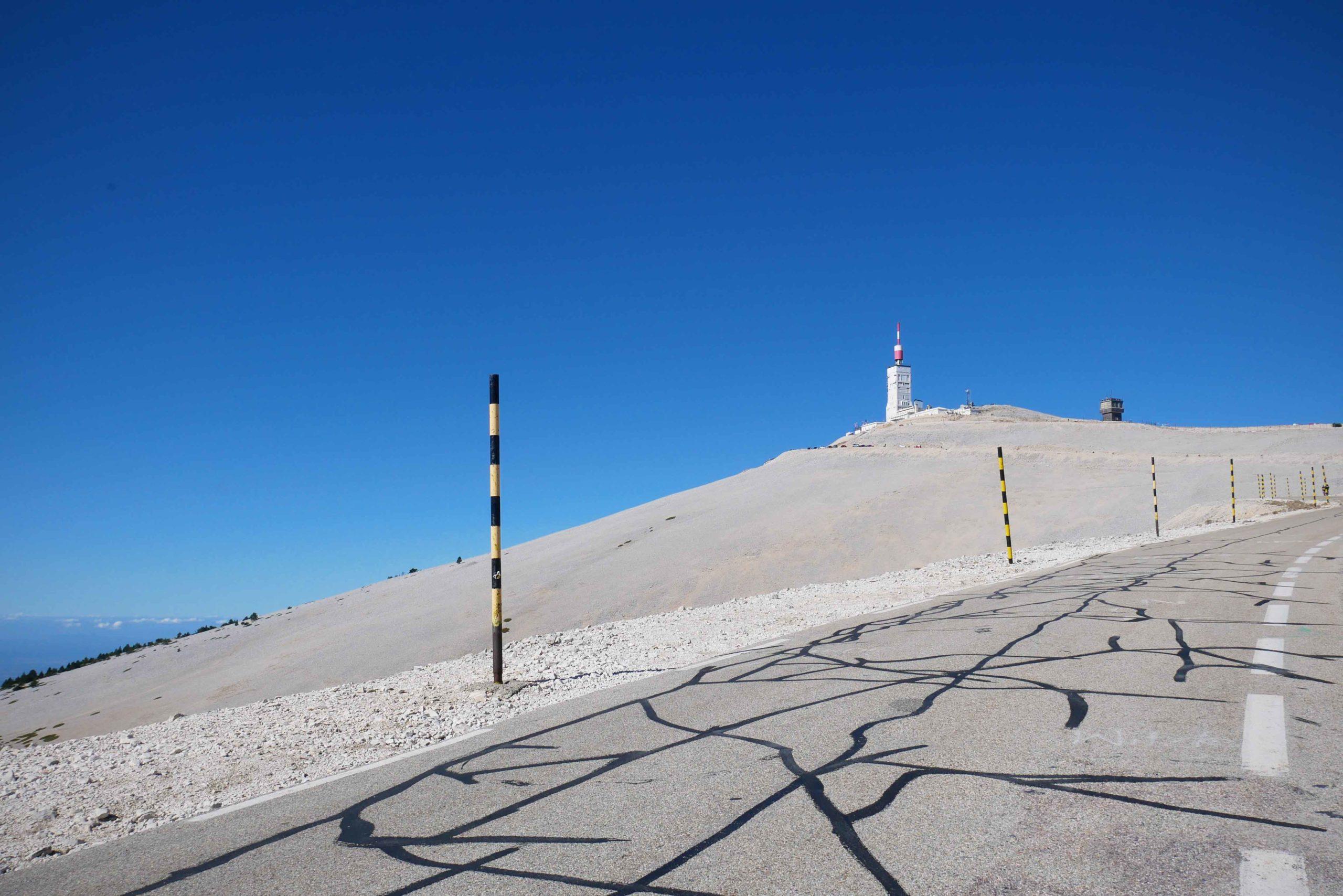 ascension mont ventoux bédoin