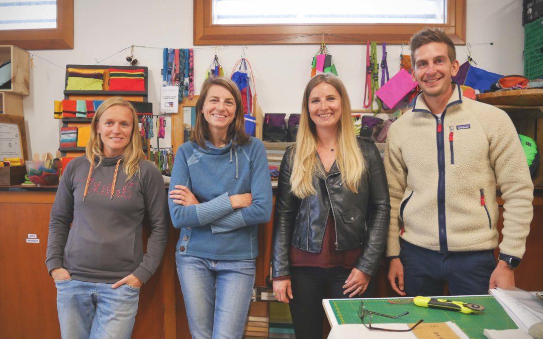 Avintur x Redeem Equipment : Présentation et interview au pied du Mont-Blanc